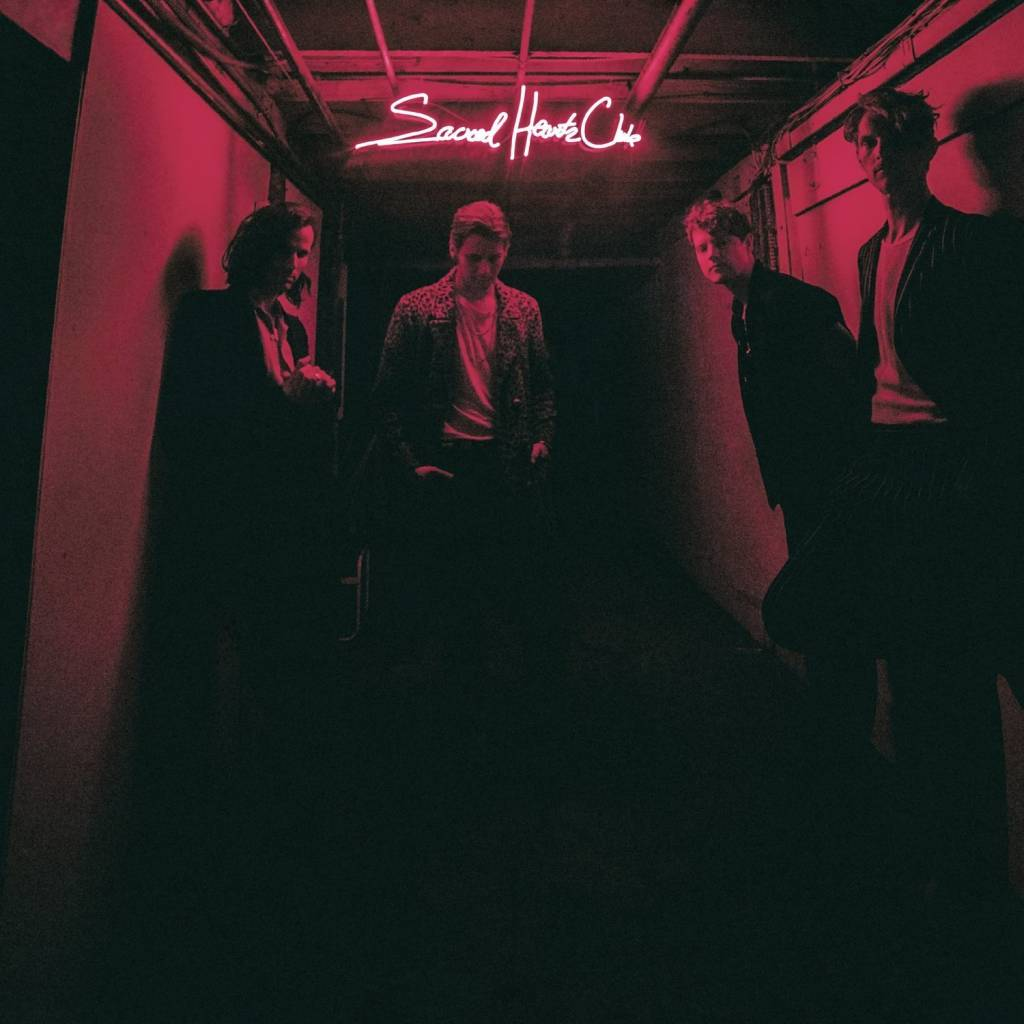 Foster The People - Sacred Hearts Club