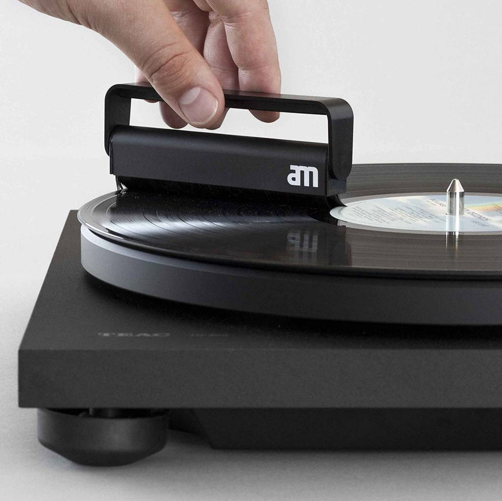 AM Clean Sound - Anti-Static Vinyl Brush
