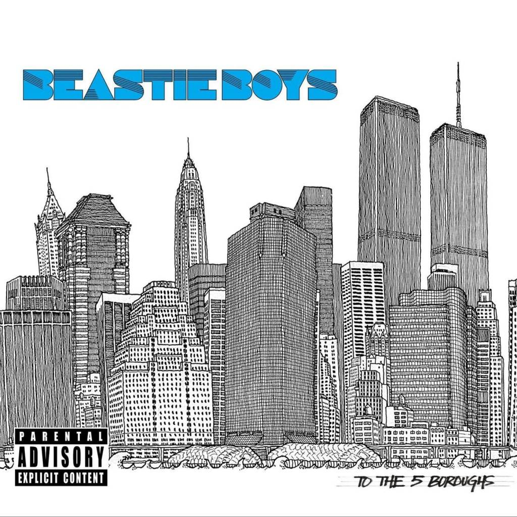 Beastie Boys - To The 5 Burroughs