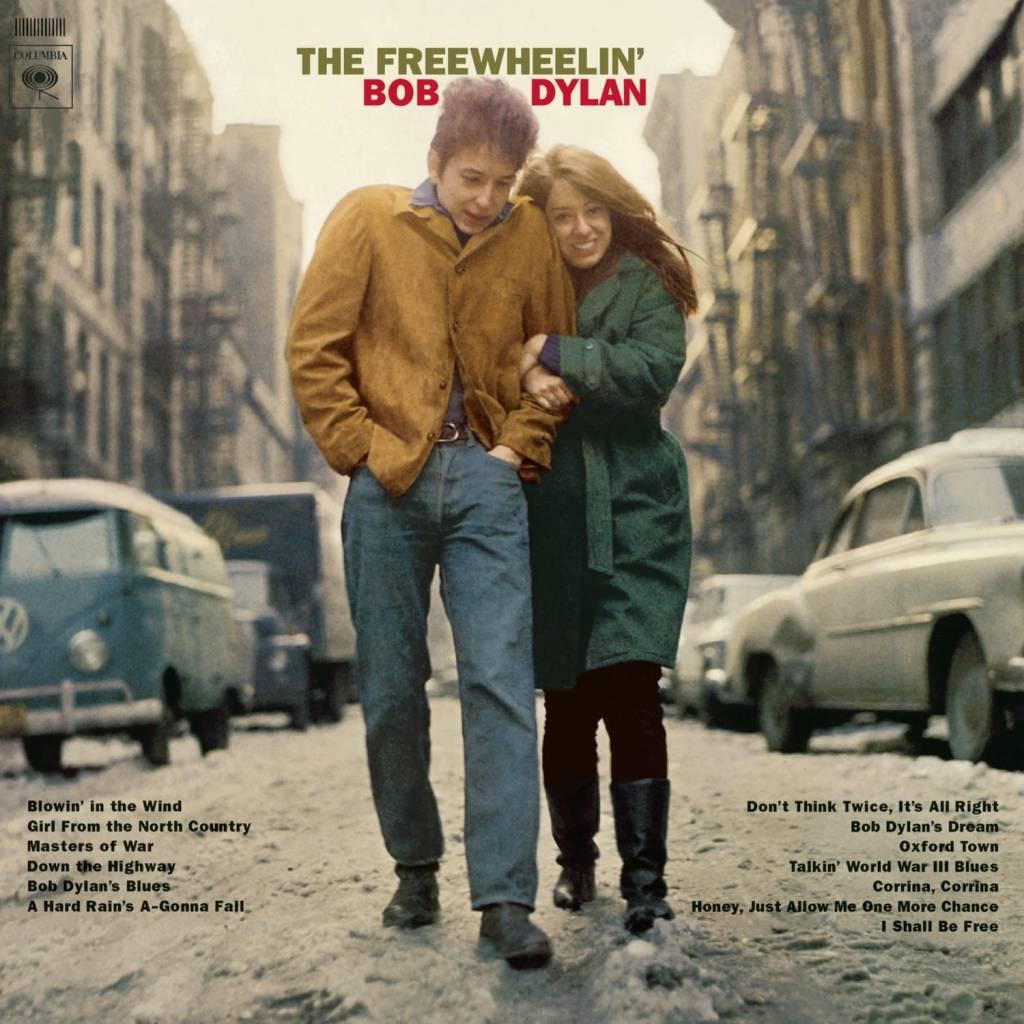 Bob Dylan - The Freewheelin'
