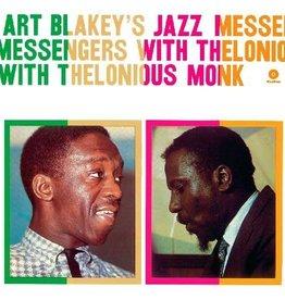 Art Blakey's Jazz Messengers With Thelonious Monk – Art Blakey's Jazz Messengers With Thelonious Monk