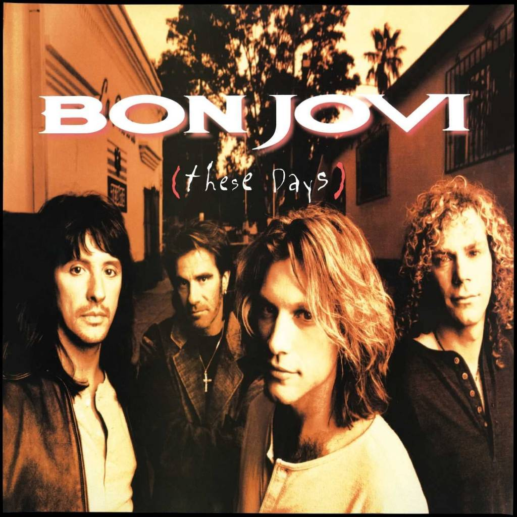 Bon Jovi ‎– These Days