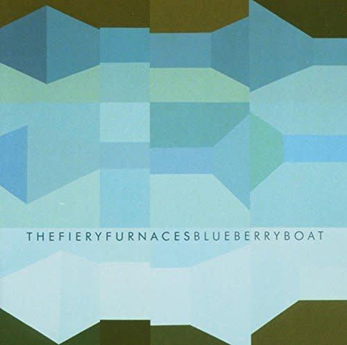 Fiery Furnaces – Blueberry Boat