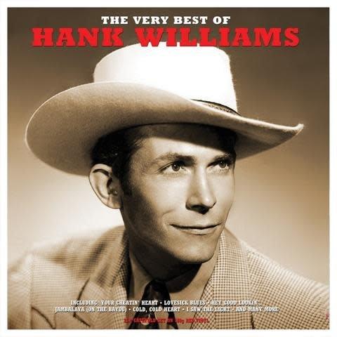 Hank Williams - Very Best Of Hank Williams