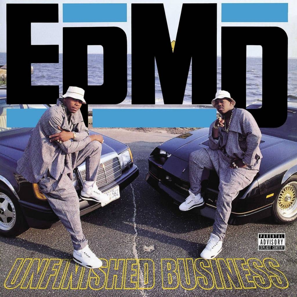 EPMD ‎– Unfinished Business