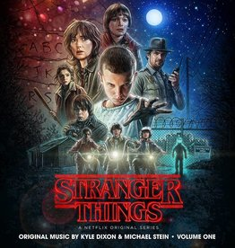 Kyle Dixon & Michael Stein - Stranger Things, Vol. 1 (A Netflix Original Series Soundtrack)