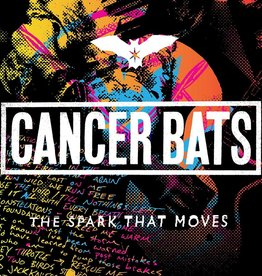 Cancer Bats – The Spark That Moves