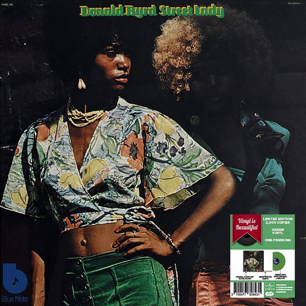 Donald Byrd – Street Lady