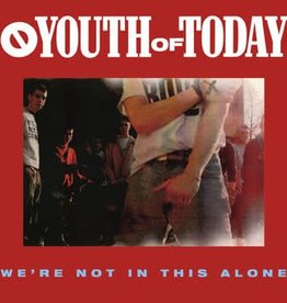 Youth Of Today – We're Not In This Alone