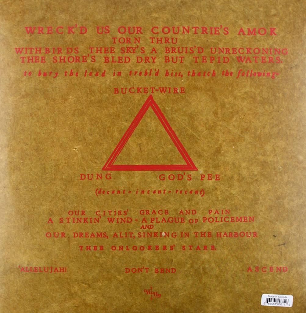 Godspeed You! Black Emperor - Allelujah! Don't Bend! Ascend!