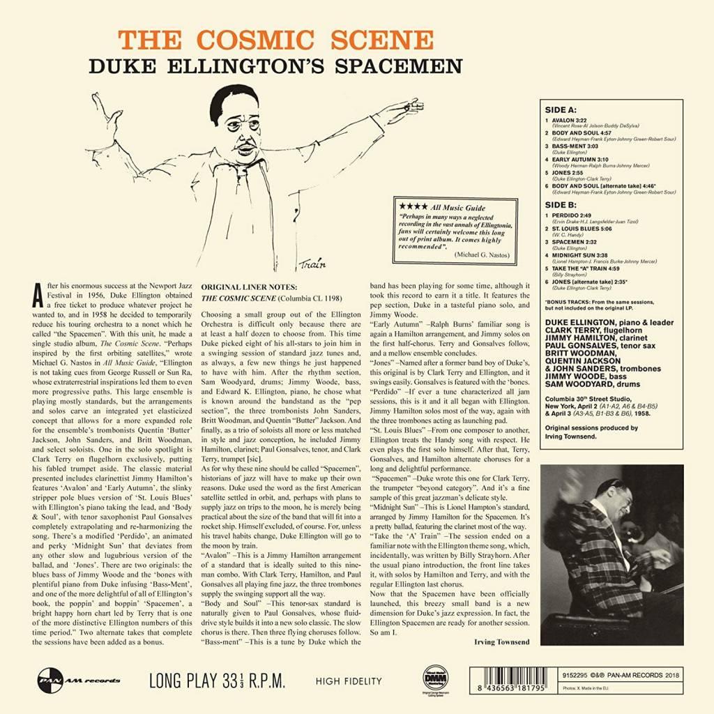 Duke Ellington's Spacemen – The Cosmic Scene