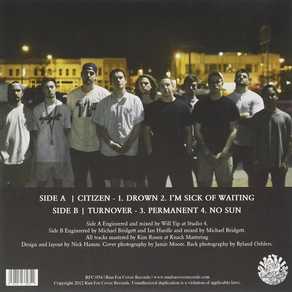 Citizen/Turnover - Split
