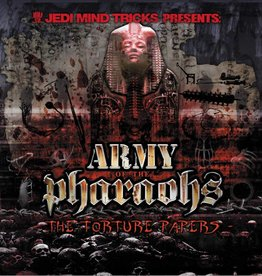 Jedi Mind Tricks Presents: Army Of The Pharaohs – The Torture Papers