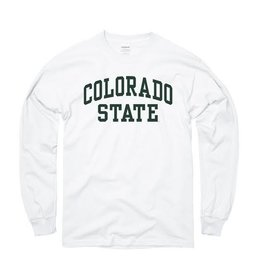 MOUNTAIN STATES White Arch LS Tee