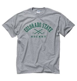 Colorado State Hockey Tee