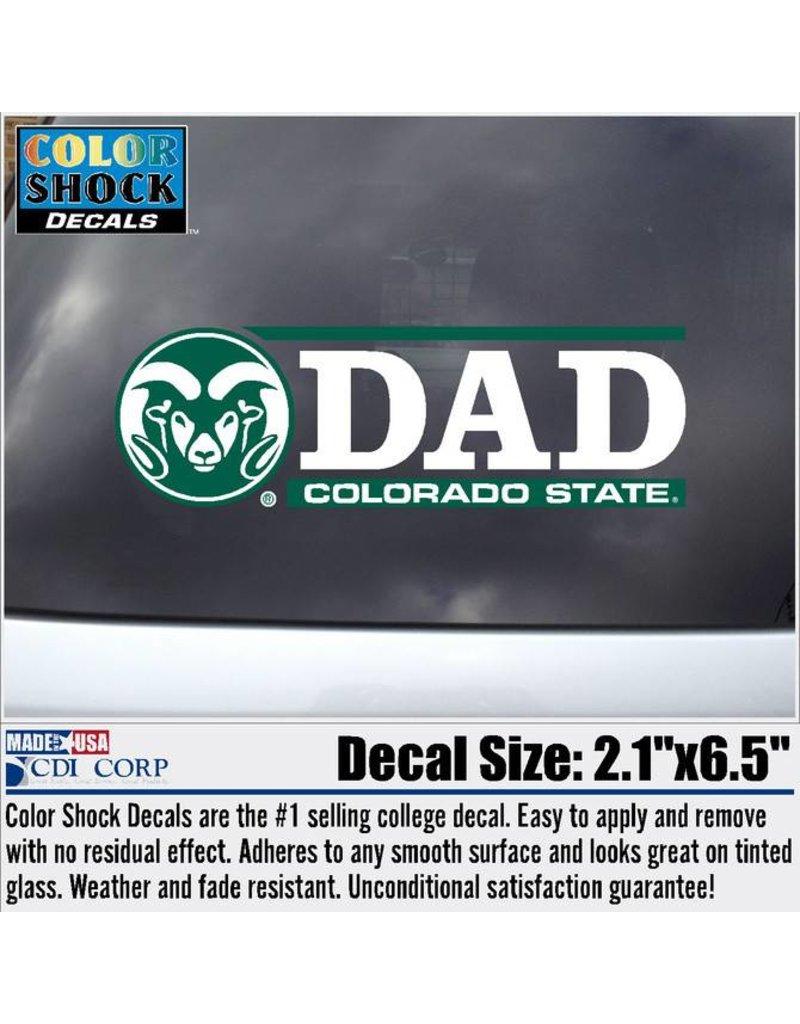 CDI CORP Bar Decal- DAD