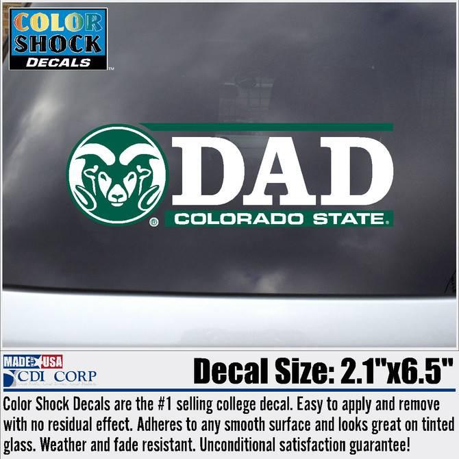Bar Decal- DAD