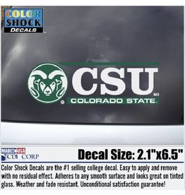 BAR DECAL-CSU