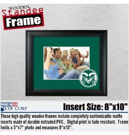 CDI CORP COLORADO STATE RAM WOODEN FRAME