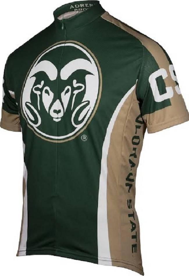 Colorado State University CSU Rams Bike Jersey