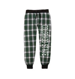 BOXER CRAFT YTH JOGGER FLANNEL PANT