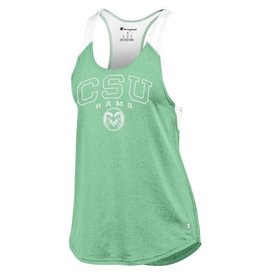 CHAMPION CUSTOM PRODUCTS X LADIES EPIC CSU RAMS TANK