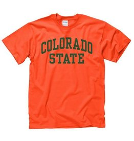 MOUNTAIN STATES Orange Arch Tee