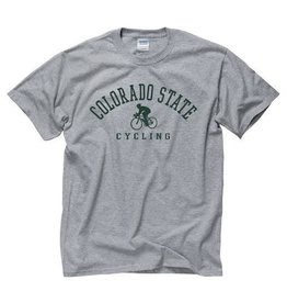 Colorado State Cycling Tee