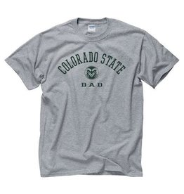 COLORADO STATE DAD TEE