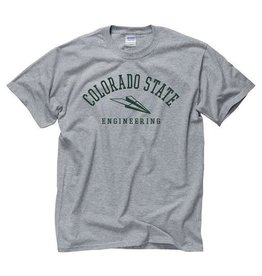 Colorado State Engineering Tee