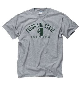 Colorado State Rock Climbing Tee