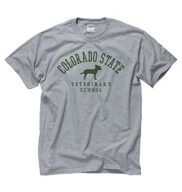 NEW AGENDA Colorado State Veterinary School Tee