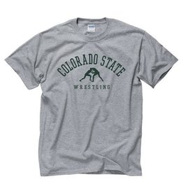 Colorado State Wrestling Tee
