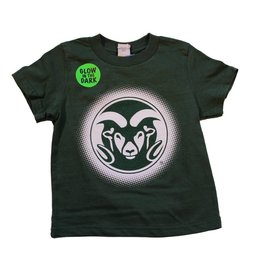 NEW AGENDA KIDS GLOW IN THE DARK RAM TEE