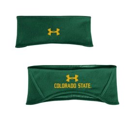 UNDER ARMOUR UA COLORADO STATE MICROFLEECE HEADBAND