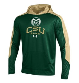 UNDER ARMOUR UA CSU RAMS FOUNDATION HOODY