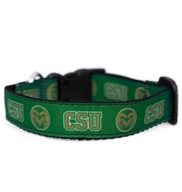 CSU RAMS PET COLLAR