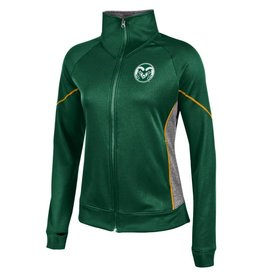 CHAMPION CUSTOM PRODUCTS LADIES RAM LOGO UNLIMITED FLC FULL ZIP