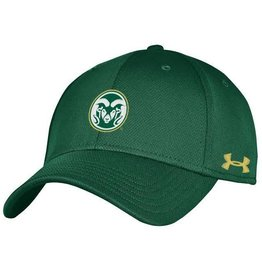 UNDER ARMOUR UA MENS STRETCH MESH RAM HAT