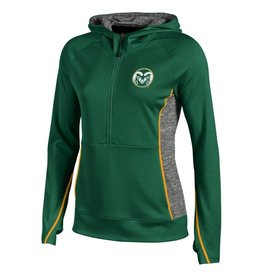 CHAMPION CUSTOM PRODUCTS LADIES RAM HEAD UNLIMITED ZIP HOOD
