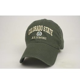 LEGACY ATHLETIC APPAREL COLO ST ALUMNI HAT- LEGACY