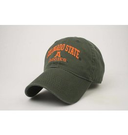 LEGACY ATHLETIC APPAREL COLO ST AGGIE A HAT- LEGACY