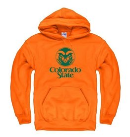 NEW AGENDA Orange Ram Logo Hoody