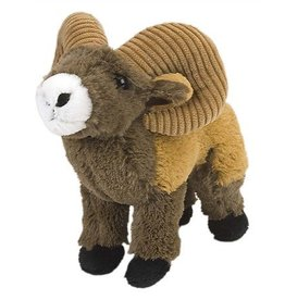 STUFFED MINI BIG HORN RAM 8""