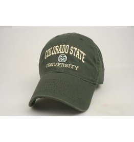 LEGACY ATHLETIC APPAREL COLO ST UNIVERSITY HAT- LEGACY