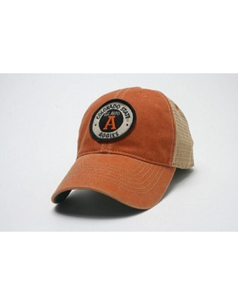 AGGIE OVAL A ORANGE HAT