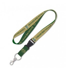 Colorado State Lanyard w/detachable buckle