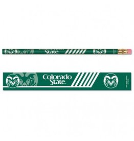 Colorado State Pencil- 6 pack