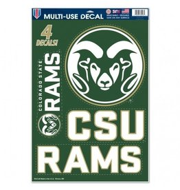 CSU MULTI-USE DECAL