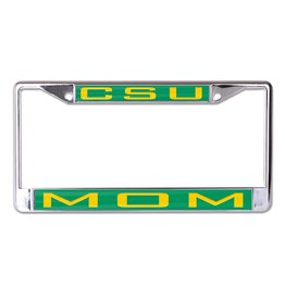 Colorado State Mom License Plate Frame